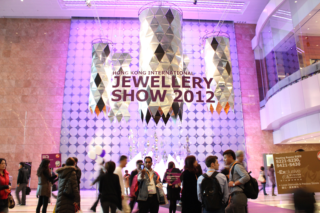 hong kong jewelry show 2012