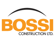 calgary marketing bossi construction logo