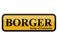 calgary marketing company borger logo