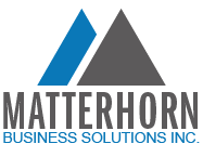 calgary marketing company matterhorn solutions logo