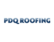 calgary marketing company pdq roofing logo