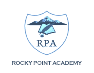 calgary marketing company rocky point academy logo